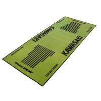 Tapis de paddock environnemental Kawasaki