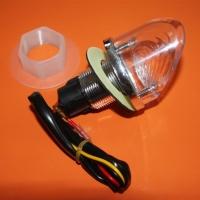 Paire Feux Ronds Arrière LED + Stop