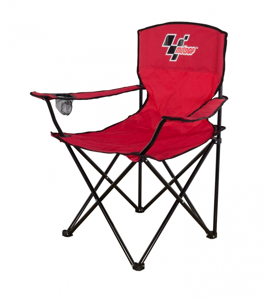 Chaise Camping paddock pliante MOTO GP