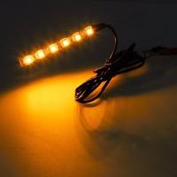 Paire clignotants barre Souple LED universel