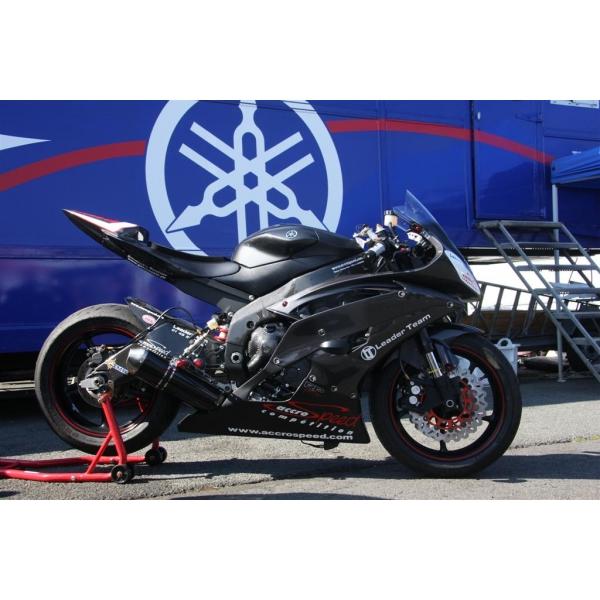 Kit poly carénage complet piste Yamaha R6 2008 2016
