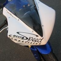 Kit poly carénage complet piste Yamaha R1 2004 2006