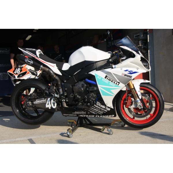 Kit poly carénage complet piste Yamaha R1 2009 2014