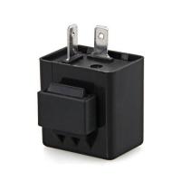 Centrale clignotante électronique 2 broches pour clignotants LED
