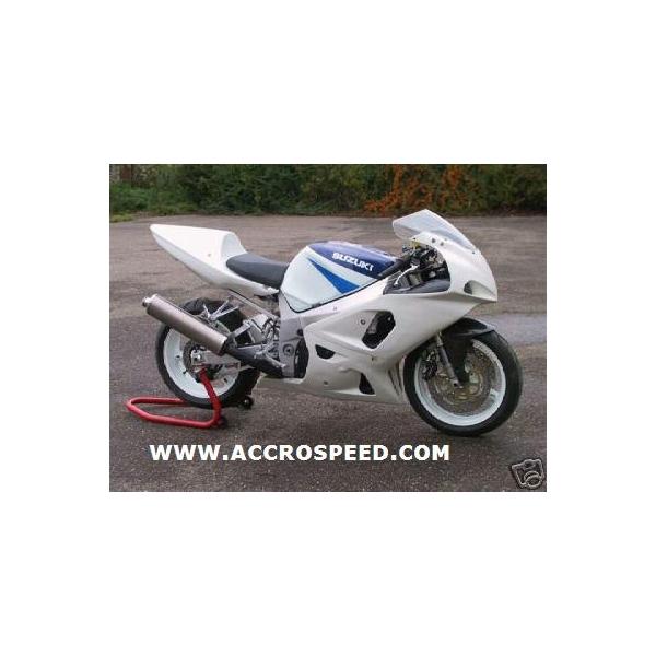 Kit poly carénage complet Suzuki GSX-R 1000 K1 K2