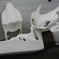 Kit poly carénage complet Suzuki GSX-R 1000 K9 L15