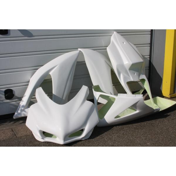 Kit poly carénage complet Suzuki GSX-R 600 750 K8 L0