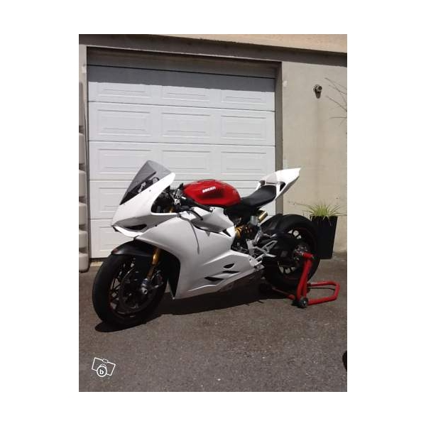 Kit poly carénage racing complet Ducati 1199 899 Panigale
