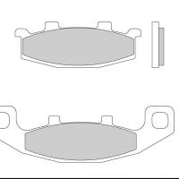 FD090 G1054 G1370 Plaquette de frein Galfer kawasaki Zephyr ZZR ER5 Suzuki GSX DR