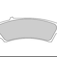 FD092 G1054 G1396 Plaquette de frein Galfer Honda CR 125 250 500