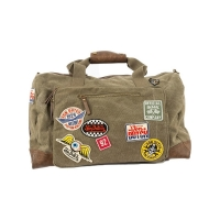 Sac de voyage Von Dutch canvas