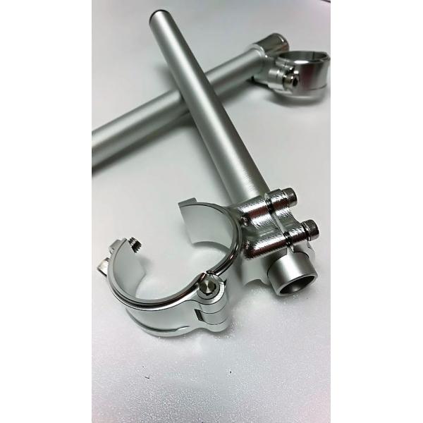 Demi guidons 41mm racing bracelets + tubes version clip on