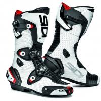 Bottes racing SIDI MAG1 blanc noir