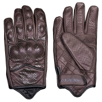Gants CE Holyfreedom Bullit Brown Gloves Marron