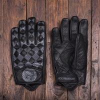 Gants CE Holyfreedom Bullit Grey Gloves Gris