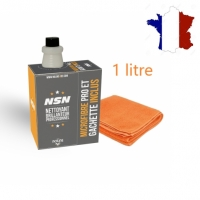 Noline Nettoyant Bidon 1 Litre + Microfibre + Gachette PRO