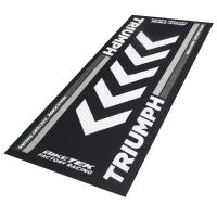 Tapis moto de paddock environnemental Triumph Racing