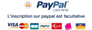 Site et paiement 100% sécurisé