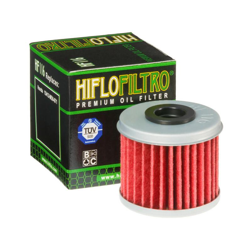 Filtre à huile HIFLOFILTRO - HF116