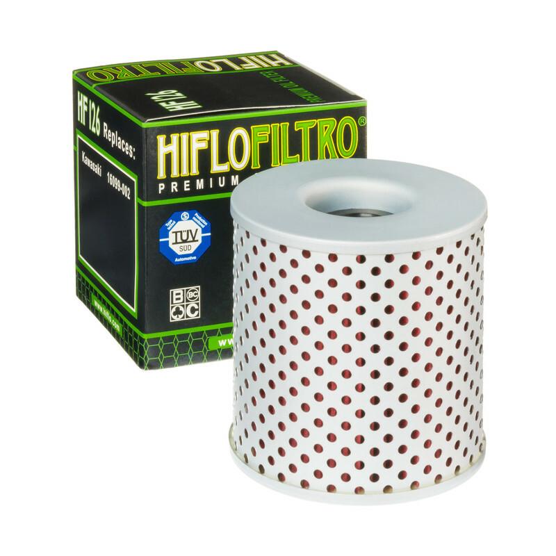 Filtre à huile HIFLOFILTRO - HF126
