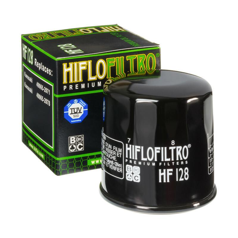 Filtre à huile HIFLOFILTRO - HF128