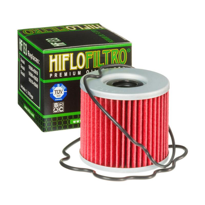 Filtre à huile HIFLOFILTRO - HF133