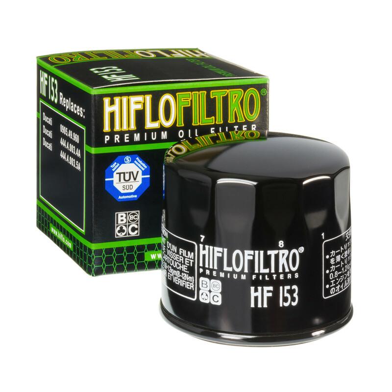 Filtre à huile HIFLOFILTRO - HF153