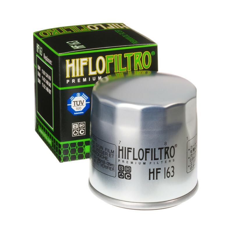 Filtre à huile HIFLOFILTRO - HF163 BMW