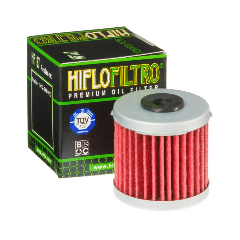 Filtre à huile HIFLOFILTRO - HF167