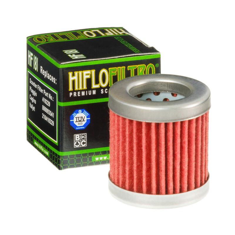 Filtre à huile HIFLOFILTRO - HF181