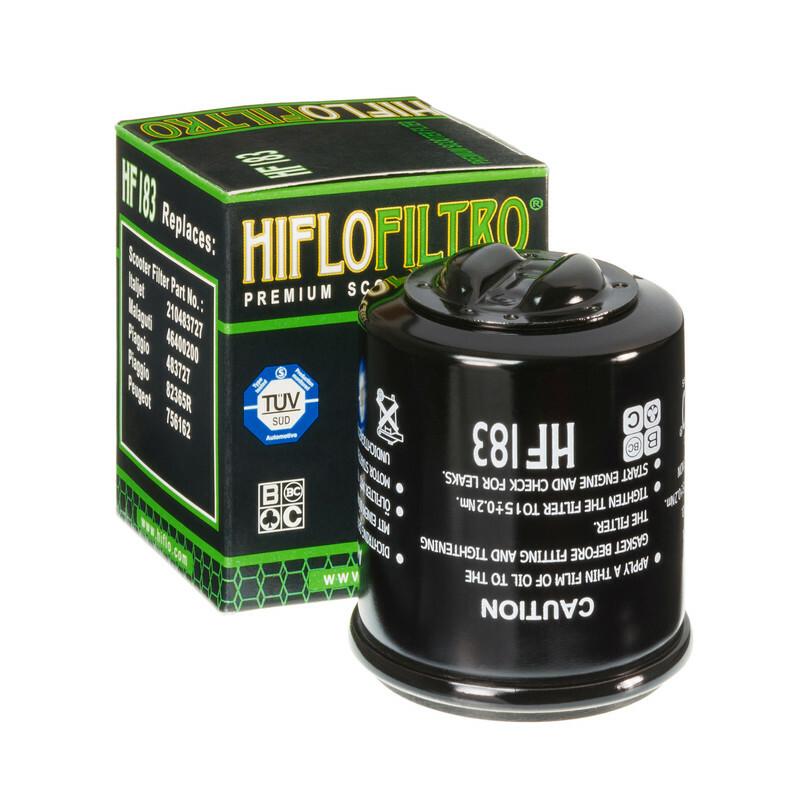 Filtre à huile HIFLOFILTRO - HF183