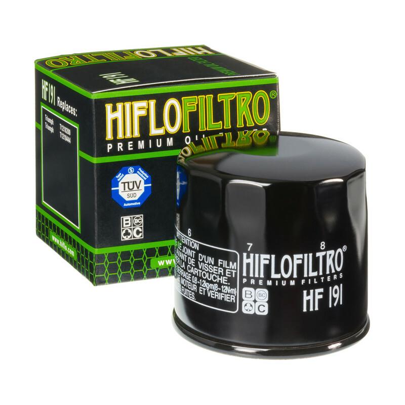 Filtre à huile HIFLOFILTRO - HF191