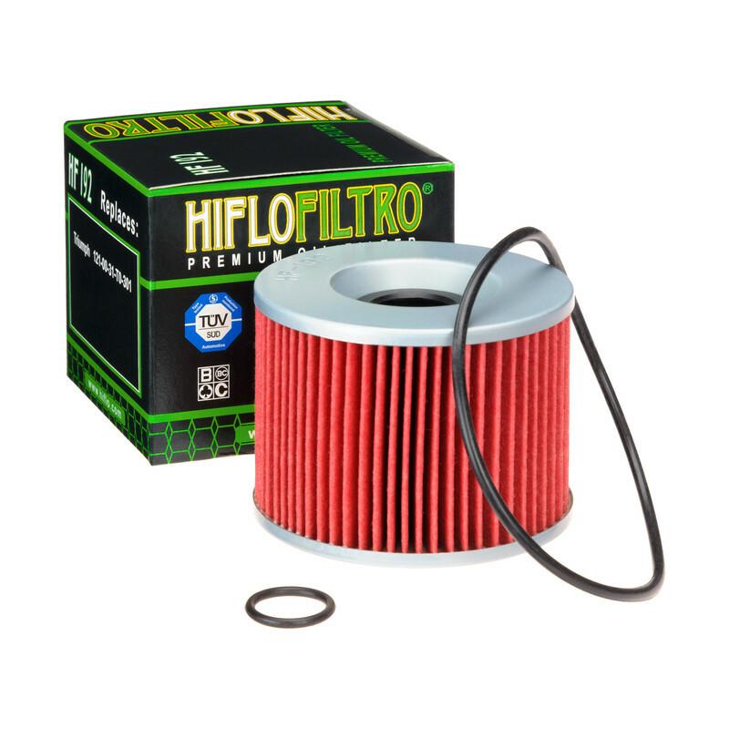 Filtre à huile HIFLOFILTRO - HF192 Triumph