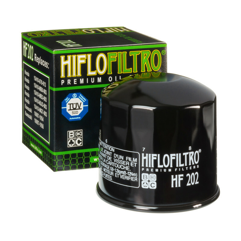Filtre à huile HIFLOFILTRO - HF202
