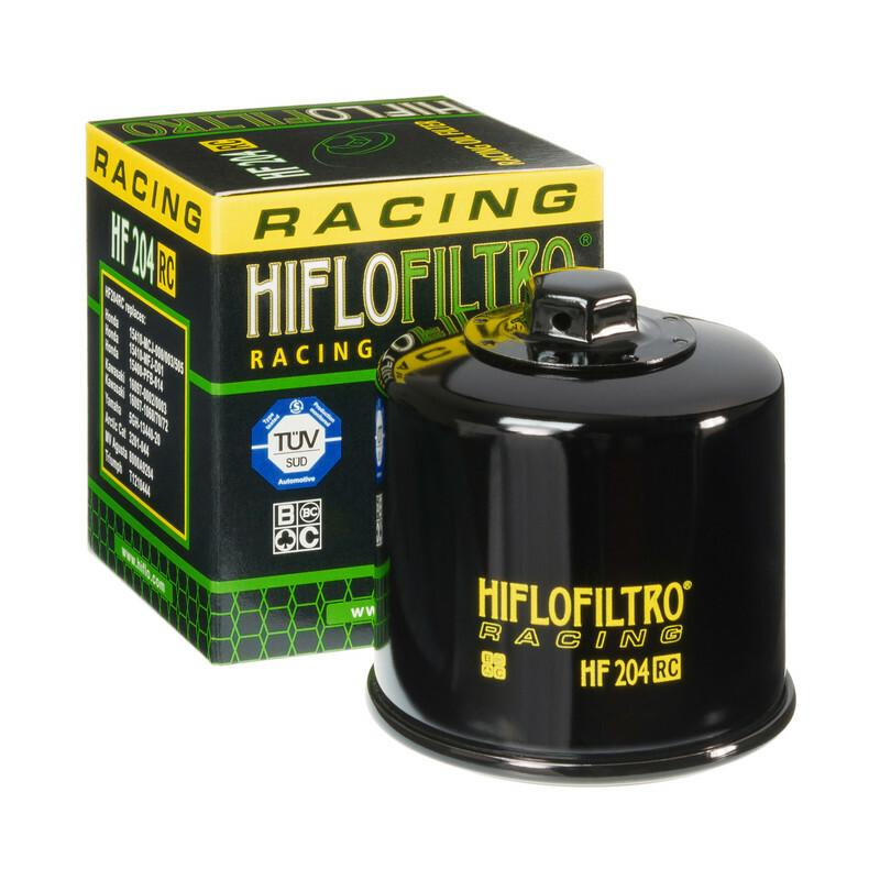 Filtre à huile HIFLOFILTRO Racing - HF204RC