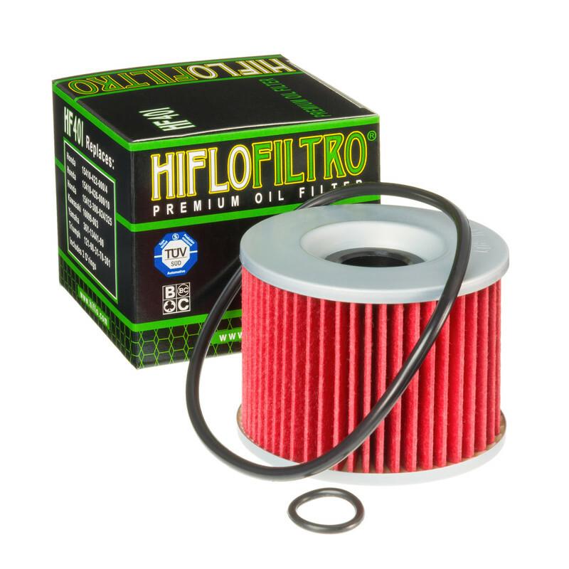 Filtre à huile HIFLOFILTRO - HF401