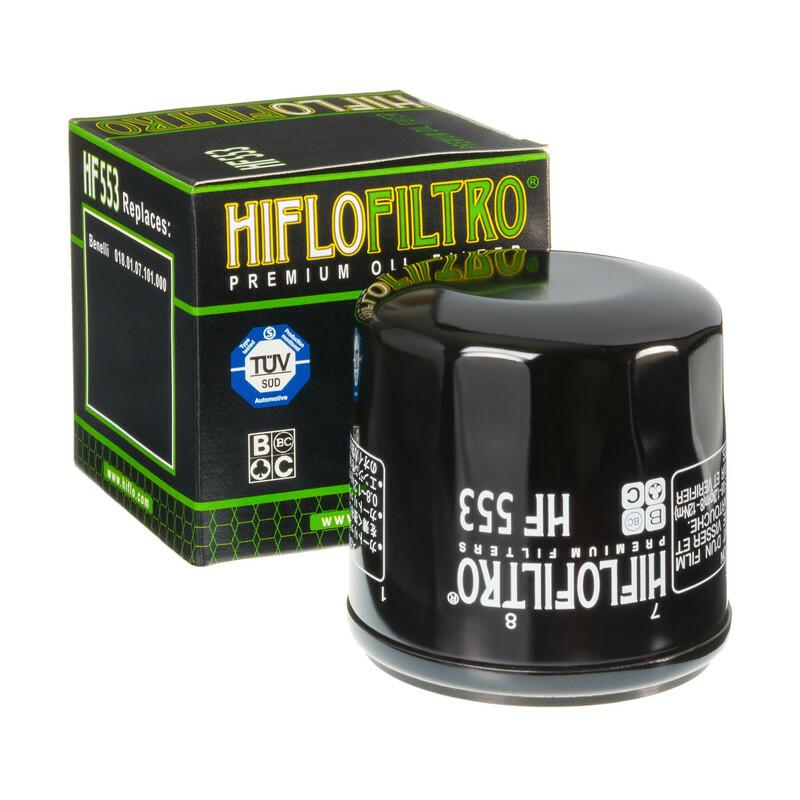 Filtre à huile HIFLOFILTRO - HF553 BENELI