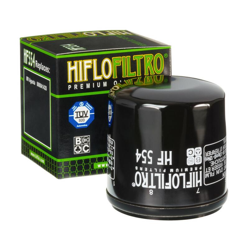 Filtre à huile HIFLOFILTRO - HF554 MV Agusta