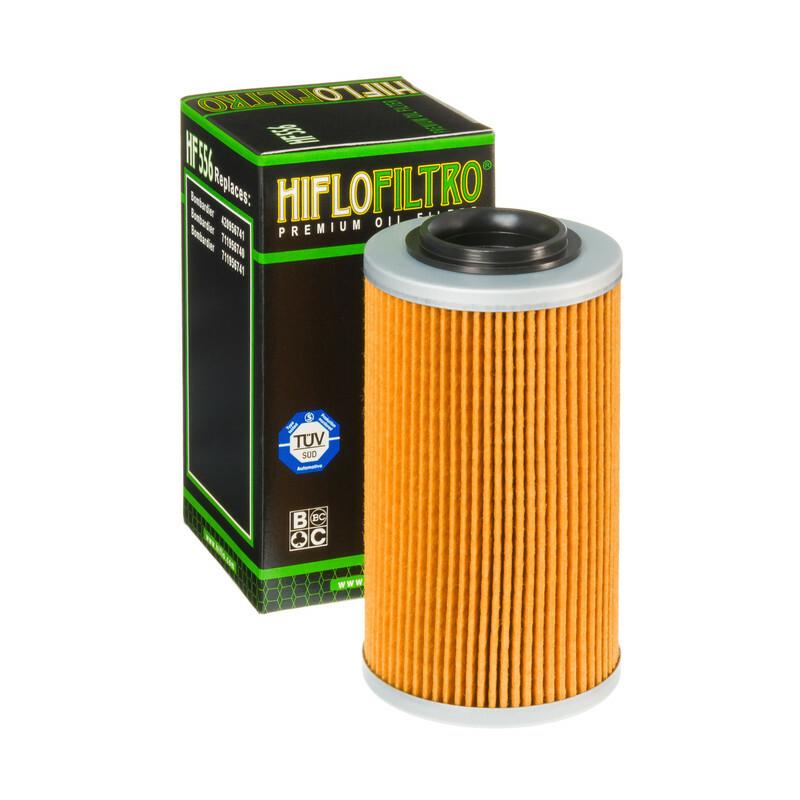 Filtre à huile HIFLOFILTRO - HF556