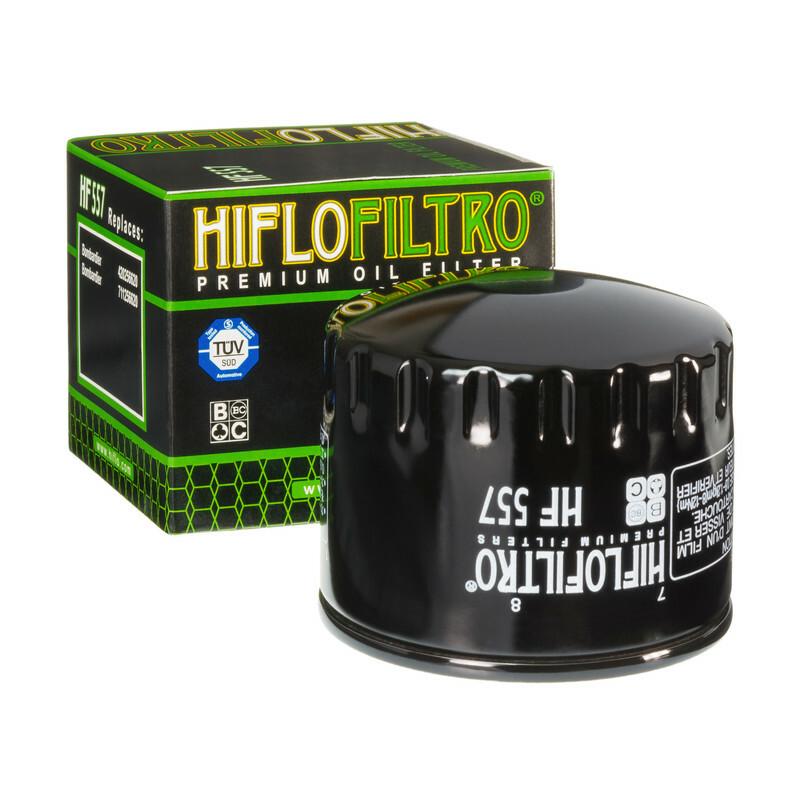 Filtre à huile HIFLOFILTRO - HF557