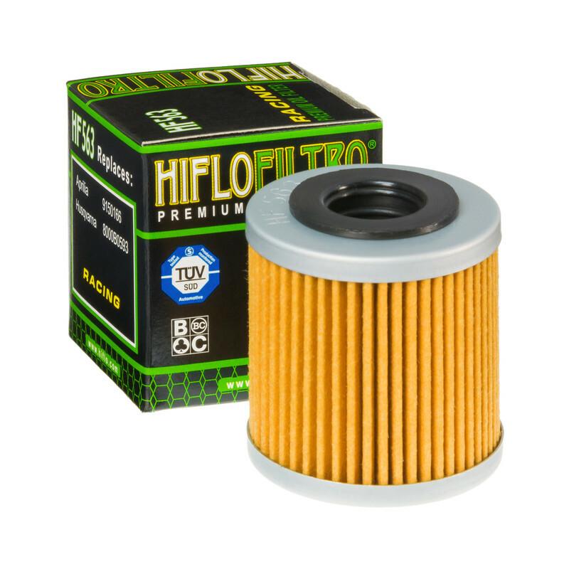 Filtre à huile HIFLOFILTRO - HF563