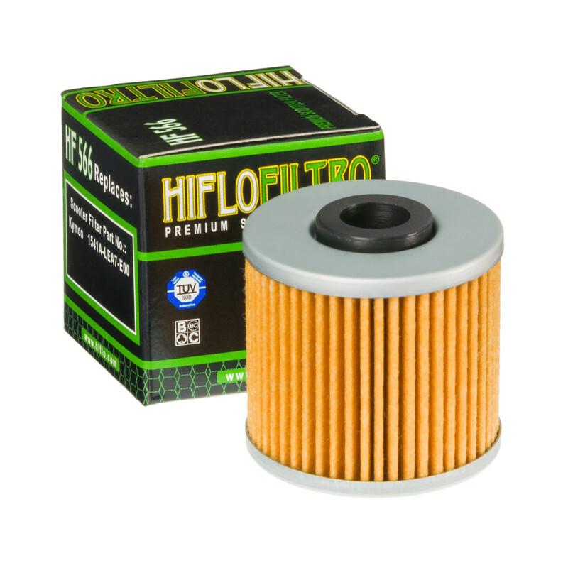 Filtre à huile HIFLOFILTRO - HF566