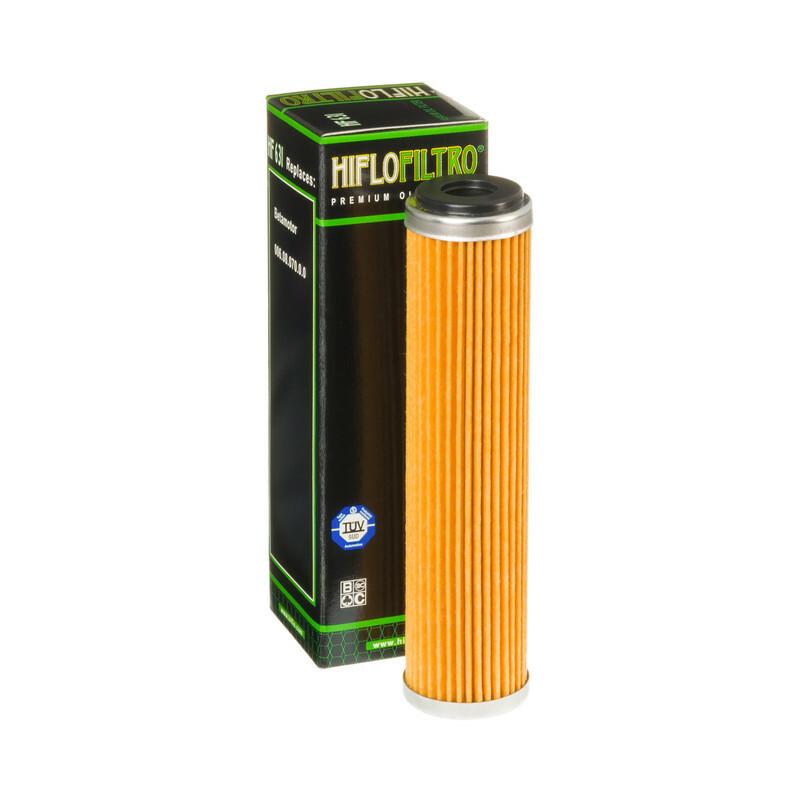 Filtre à huile HIFLOFILTRO - HF631 Beta