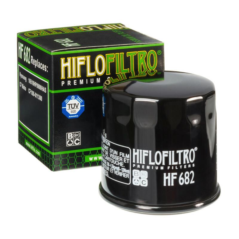 Filtre à huile HIFLOFILTRO - HF682