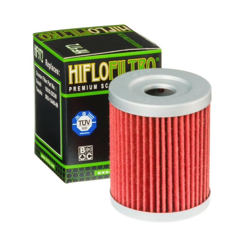 Filtre à huile HIFLOFILTRO - HF972