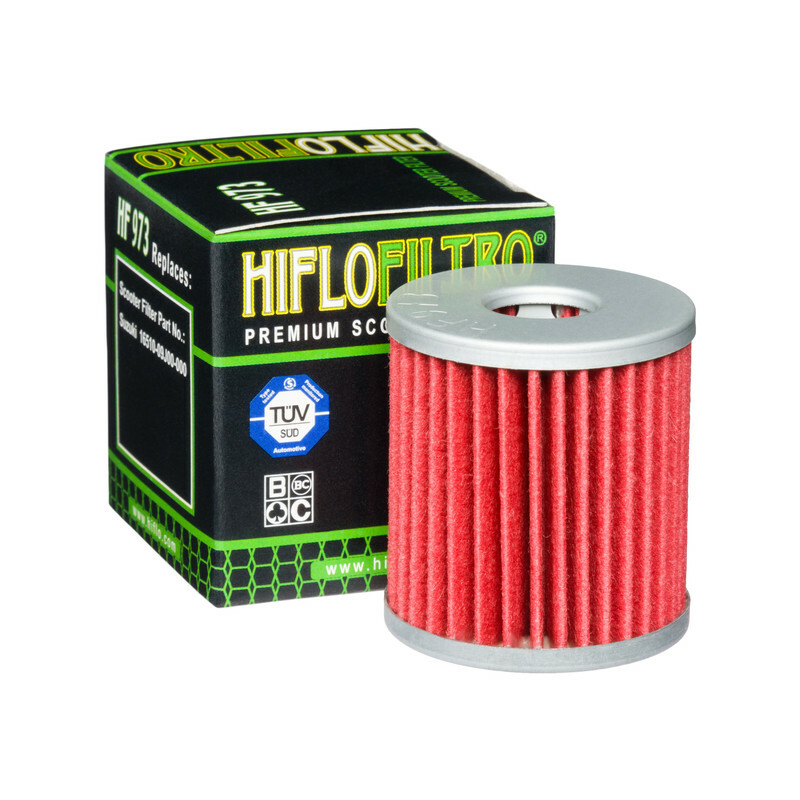 Filtre à huile HIFLOFILTRO - HF973 Suzuki UK110