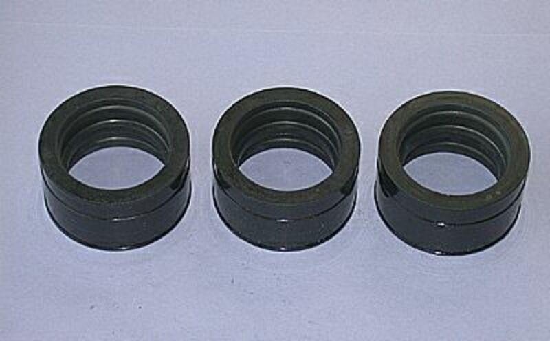 KIT PIPES D'ADMISSION 3PCS POUR XS750 1978-80 ET XS850 1980-81