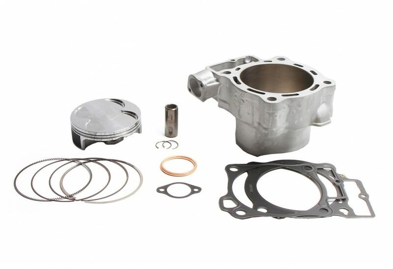 Kit cylindre CYLINDER WORKS Big Bore - Ø99mm Honda CRF450R/RX