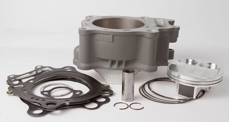 Kit cylindre CYLINDER WORKS Big Bore Big Bore - Ø80mm Kawasaki KX250F