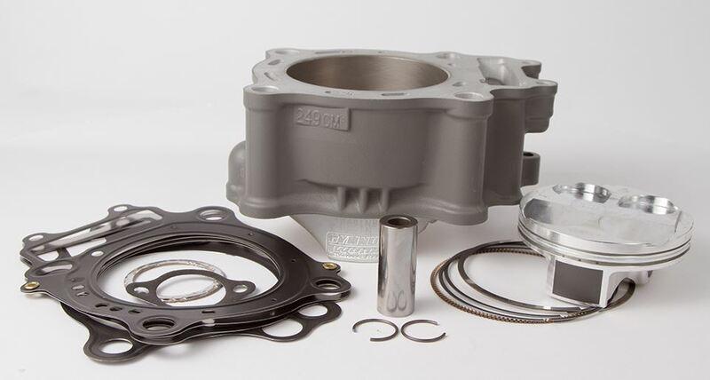 Kit cylindre CYLINDER WORKS Big Bore - Ø82mm Honda CRF250R/RX